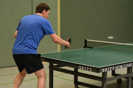 The Health Benefits of Playing Table Tennis